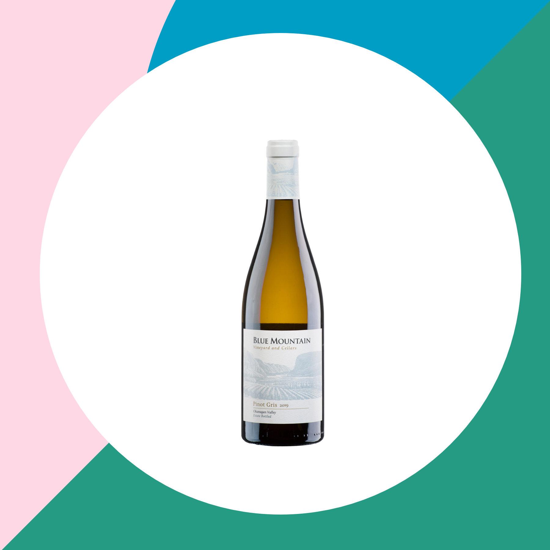 Pinot Gris Okanagan 2018
