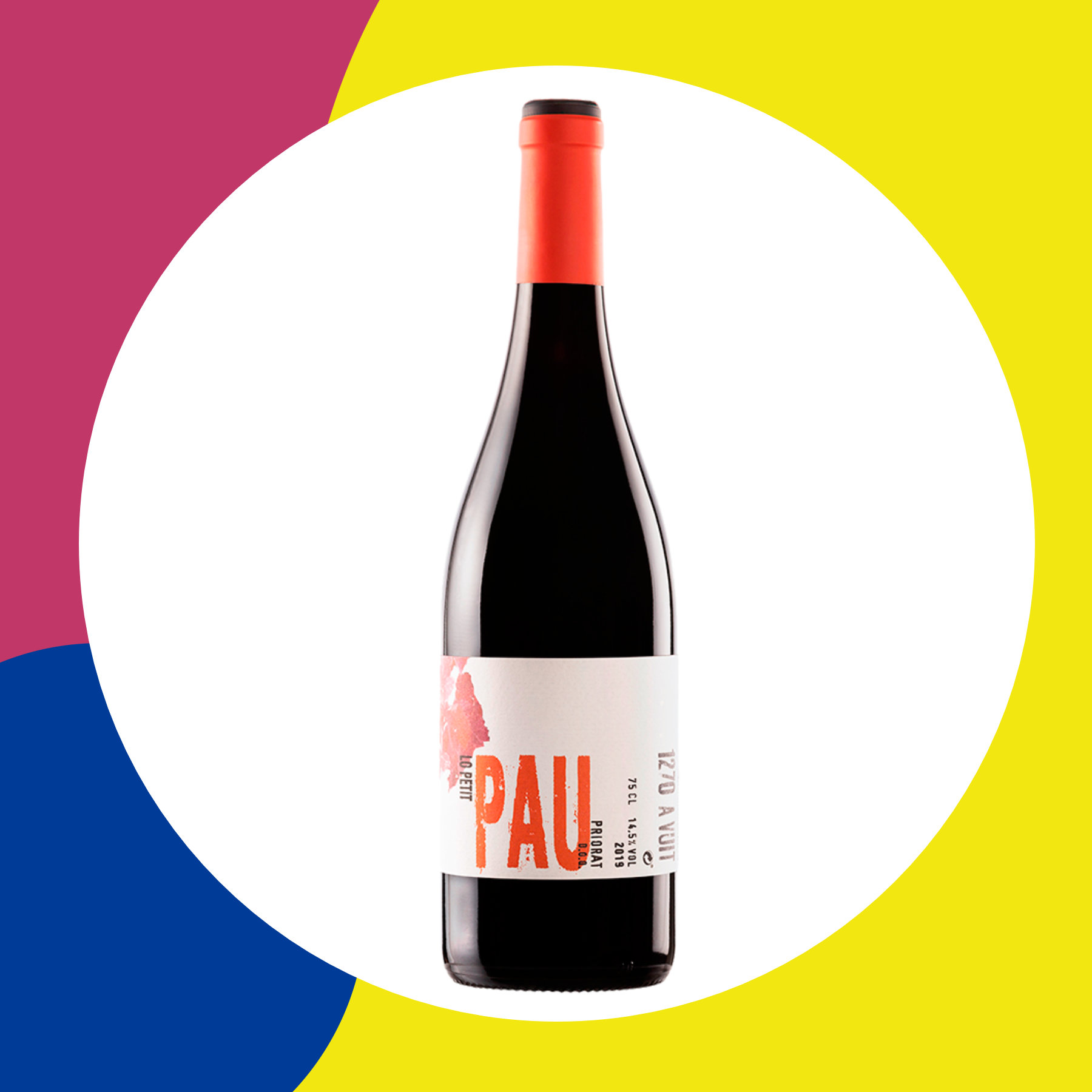 Priorat Lo Petit PAU rouge 2019